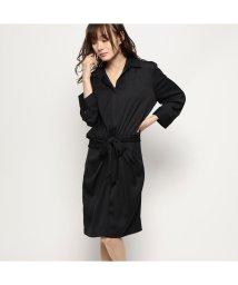 GUESS/ゲス GUESS NAHIA DRESS (JET BLACK)/502496945