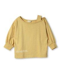 branshes/ワンショルダー8部袖Tシャツ(100~150cm)/502497099