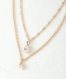 Perle Peche OUTLET/3wayショートネックレス/502497199