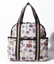LeSportsac/DOUBLE TROUBLE BACKPACK レスポートサックヒストリー/LS0022490