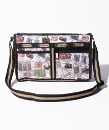 LeSportsac/DELUXE SHOULDER SATCHEL レスポートサックヒストリー/LS0022507