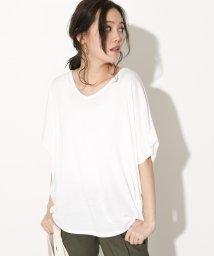 SocialGIRL/シンプルドルマンtシャツ/501158431