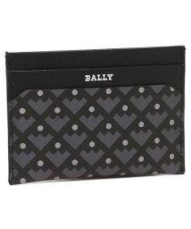 BALLY/バリー カードケース BALLY 6199758 010 ブラック/502480950
