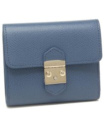 FURLA/フルラ 折財布 レディース FURLA 1008507 PU28 ARE W3E ブルー/502481345