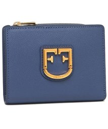 FURLA/フルラ 折財布 レディース FURLA 1023250 PBO5 Q26 PRV ブルー/502481378