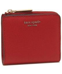 kate spade new york/ケイトスペード 折財布 レディース KATE SPADE PWRU7250 611 レッド/502481753