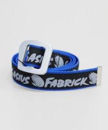 BEAVER/WILDTHINGS × GASIUS FABRICK/ワイルドシングス × ガシアス ファブリック HIKEY DUCK RING BELT ヒッキーダックリ/502498001