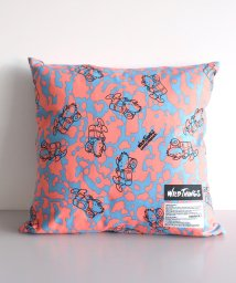 BEAVER/WILDTHINGS × GASIUS FABRICK/ワイルドシングス × ガシアス ファブリック SQUARE CUSHION COVER+PILLOW/502498010