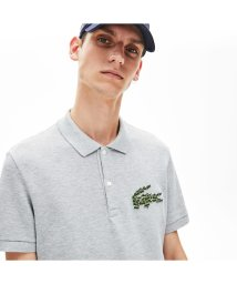 LACOSTE Mens/『Croco Magic』パッチポロ/502498073