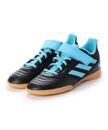 adidas/アディダス adidas ジュニア フットサル シューズ プレデター 19.4 IN サラ J ベルクロ G25831/502499798