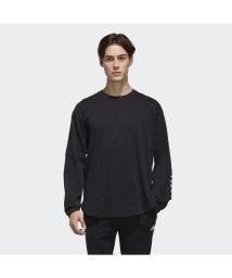 adidas/アディダス/メンズ/M S2S ビッグワーディング長袖Tシャツ/502500027