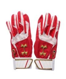 UNDER ARMOUR/アンダーアーマー UNDER ARMOUR ジュニア 野球 バッティング用手袋 UA CLEANUP VII B GLOVE YOUTH 1313491/502500140