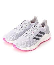adidas/アディダス adidas 陸上/ランニング ランニングシューズ SOLARBLAZE EG8315/502500590