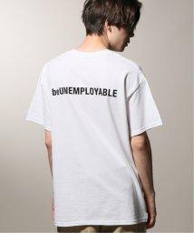 JOURNAL STANDARD relume Men's/GLOBE×relume 別注 beUNEMPLOYABLE Tシャツ/502500739
