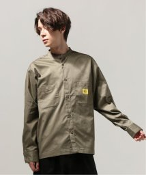 JOURNAL STANDARD/【COWDEN】 バンドカラー ワークシャツ/502500942