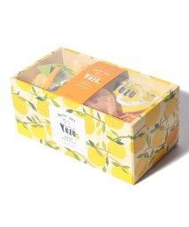 Afternoon Tea LIVING/柚子バスボックスギフトセット/マッティ・ピックヤムサ/502483706