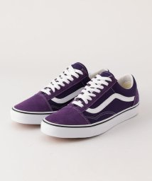 NOLLEY'S goodman/【VANS/バンズ】OLD SKOOL 19FW (VN0A4BV5V7F)(Violet Indigo/True White)/502487633