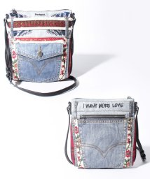 Desigual/ACCESSORIES DENIM ACROSS BODY BAG/502492865