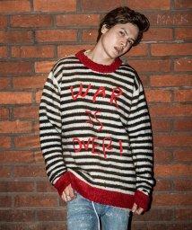 glamb/Patrick border knit/502497458