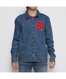 GUESS/ゲス GUESS 81 DENIM COACH JACKET (THE COACH)/502500658