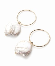 NOBLE/【WOLF CIRCUS】 PEARL HOOPS/502502470