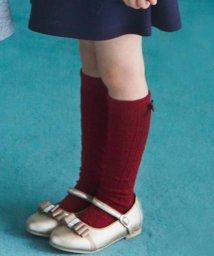 KUMIKYOKU KIDS/【KIDS雑貨】ハートフロート柄ソックス(16~24cm)/502503144