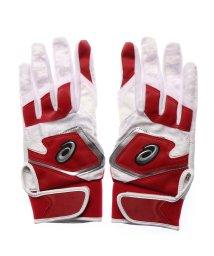 ASICS/アシックス asics 野球 バッティング用手袋 バッティング用カラー手袋(両手) 3121A353/502503739