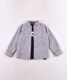 BeBe/ボーダーシャツ&Tシャツセット/502487735