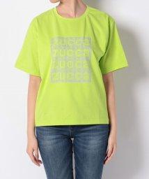 ZUCCa/ZUCCa / スタッズロゴTシャツ / Tシャツ/502493057