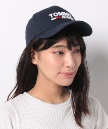 TOMMY JEANS/ロゴキャップ/502493401