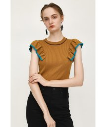 SLY/FRONT W FRILL TOPS/502504223