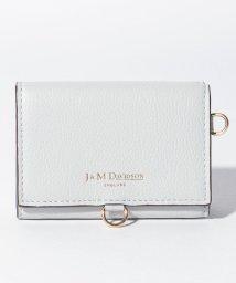 J&M DAVIDSON/【J&M DAVIDSON】FOLDING WALLET/502453614