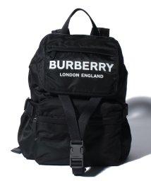 BURBERRY/【BURBERRY】バックパック/WILFIN【BLACK】/502463754