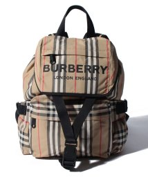 BURBERRY/【BURBERRY】バックパック/SM WILFIN【ARCHIVE BEIGE】/502463757
