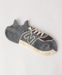 coen/New Balance(ニューバランス)スニーカーモチーフソックス/502467958