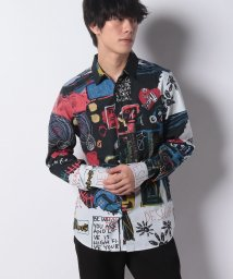 Desigual/MAN WOVEN SHIRT LONG SLEEVE/502492560