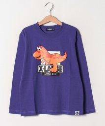 XLARGE KIDS/恐竜モチーフTシャツ/502492624