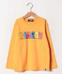 XLARGE KIDS/カラフルロゴTシャツ/502492625