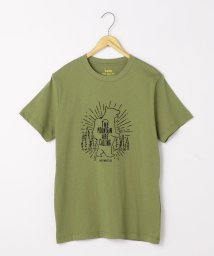 coen/サマープリントTシャツ/502492654