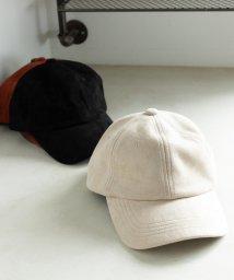 coen/【ムック本掲載】フェイクスウェードキャップ/502492661