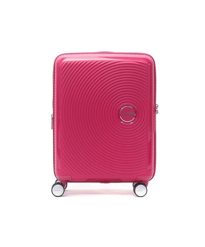 ギャレリア サムソナイト アメリカンツーリスター スーツケース AMERICAN TOURISTER 機内持ち込み 35L 41L 32G−001 ユニセックス ライトピンク F 【GALLERIA】