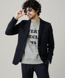 nano・universe/ダメリーノ ハイゲージツイルジャージジャケット(セットアップ対応)/502506258