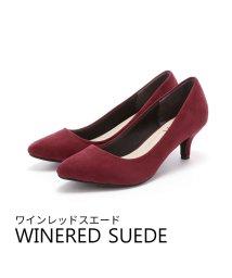 Vivian/ポインテッドトゥ5.5cmキレイめパンプス/502507062