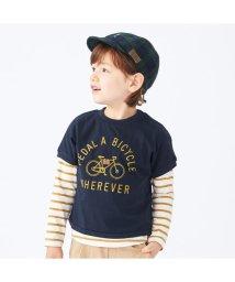 apres les cours/2PセットサイクリングTシャツ/502381215