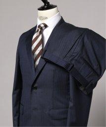 EDIFICE/CFT 3ボタン ヘリンボーン スーツ/502508631