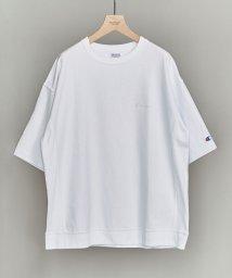 BEAUTY&YOUTH UNITED ARROWS/【別注】 <CHAMPION(チャンピオン)> REVERSE WEAVE 9.4oz TEE/Tシャツ/502508685
