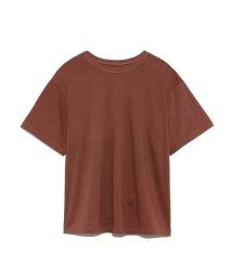 Mila Owen/ハイラインクルーネックTシャツ/502510579