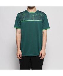 OAKLEY/オークリー OAKLEY メンズ テニス 半袖Tシャツ PC DRY Hybrid Crew 458151JP/502510685