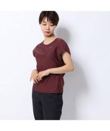 DANSKIN/ダンスキン DANSKIN レディース フィットネス 半袖Tシャツ SOLID FRENCH DC19311/502510847