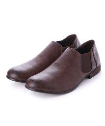 DEDES/SFW デデス Dedes 軽くて履きやすくて歩きやすい シンプルで合わせやすく履いた時のシルエットがきれいなサイドゴアブーツ/5234 (ダークブラウン)/502510862